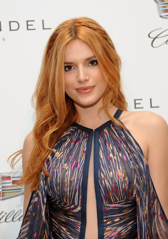 Strawberry Blonde Hair Color Trend 2016