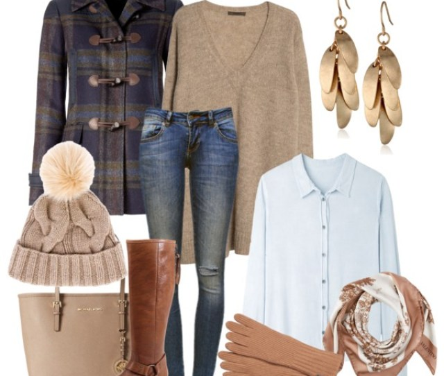 Travel Looks For Women Over  To Wear This Winter
