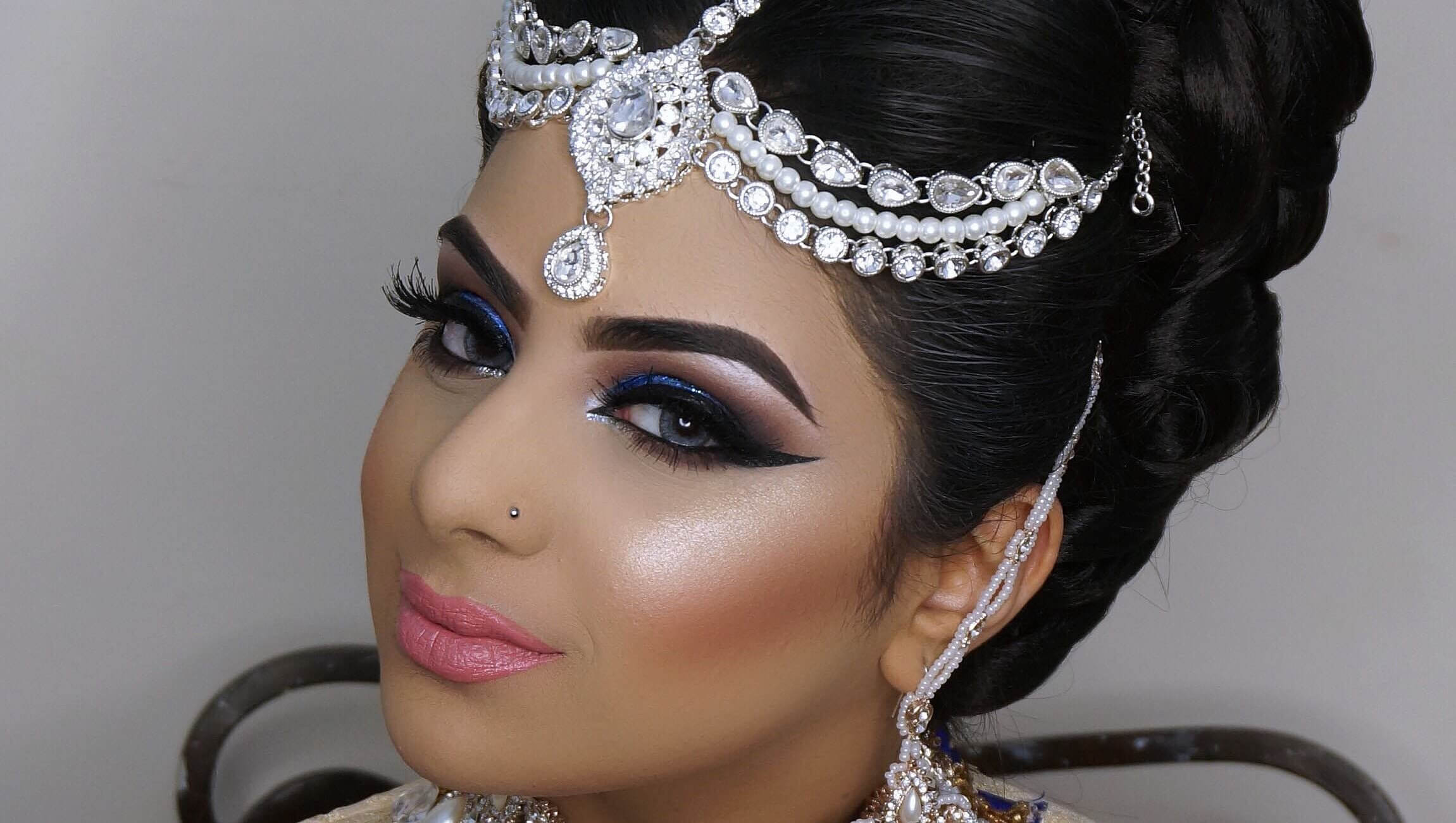 Choose The Perfect Asian Bridal Makeup For Your Wedding