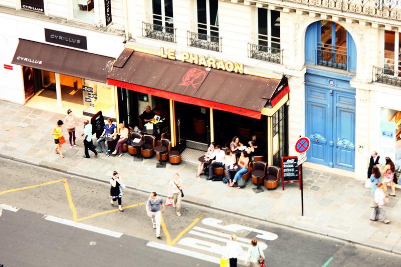 Paris View Printemp