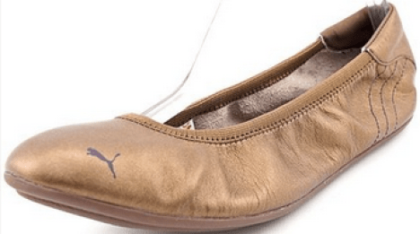 Best Puma Ballet Flat Shoes For Walking Travel Work Everday Use Sightseeing Touring Europe Asia South America