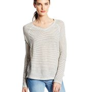 Long Sleeve V-Neckline Pullover Shirt