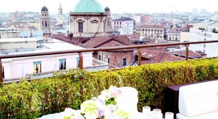 Milan City Centre Hotel Dei Cavalieri Fashion Travel Accessories 2