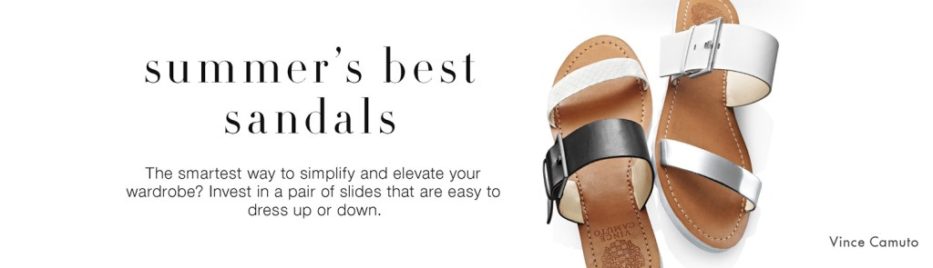 Travel Sandals For Summer