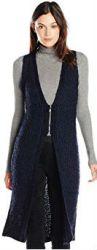 15 Spring Cardigan Sweater Paris BCBGeneration Women's Waffle Stitch Sweater Cardigan Vest