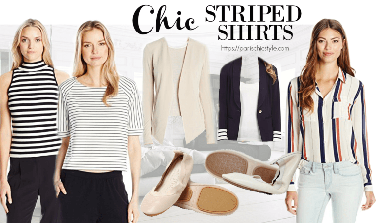 1 Best Striped Shirts Paris Chic Style Fashion Travel Accessories