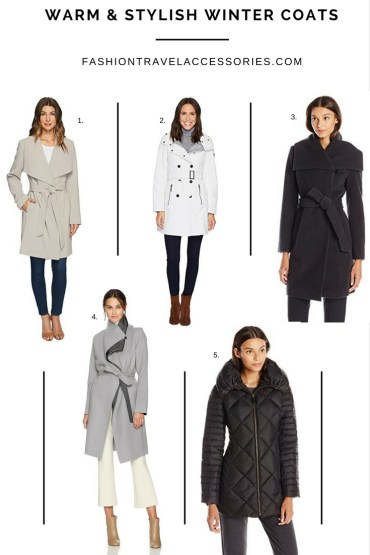Best Warm and Stylish Winter Coats for Europe England Australia USA - Fashion Travel Accessories 1