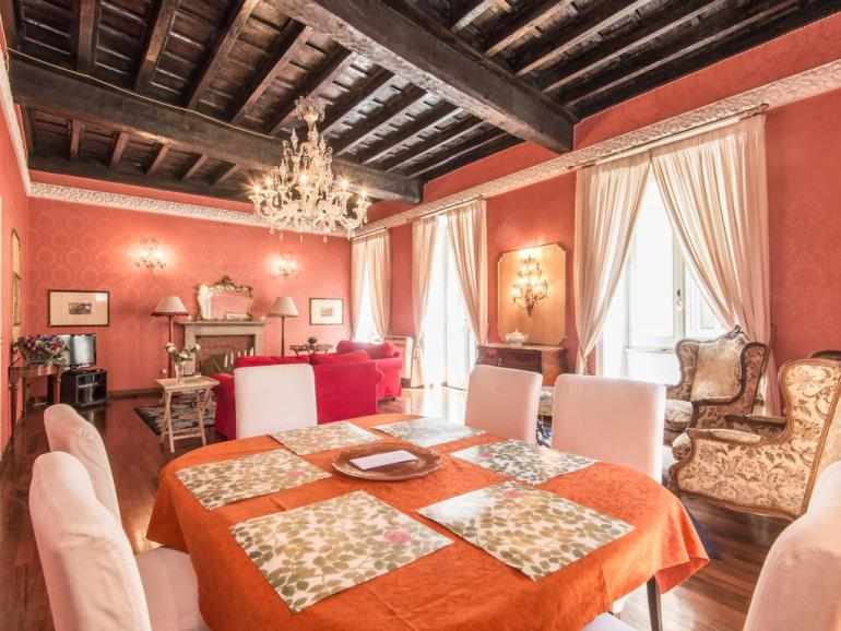 Best Hotels In Rome Italy Where To Stay In Rome Fashion Travel Accessories RSH Spanish Steps Luxury Apartments 5.2