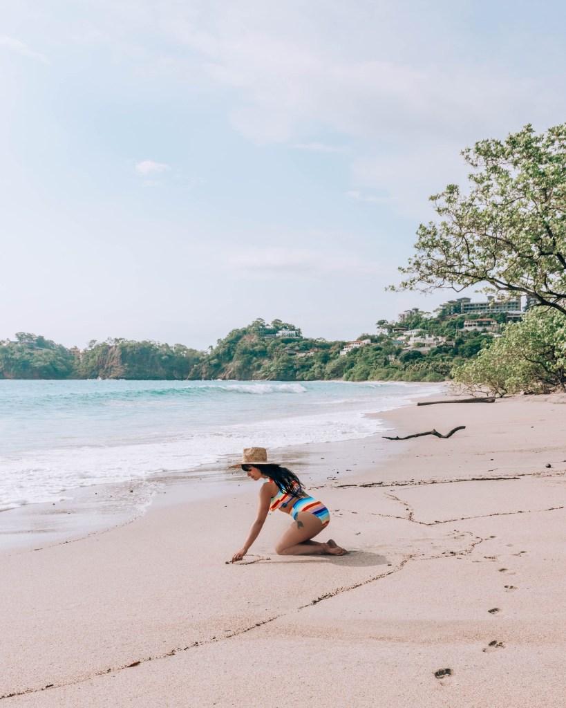 The Best Beaches Near Tamarindo, Costa Rica