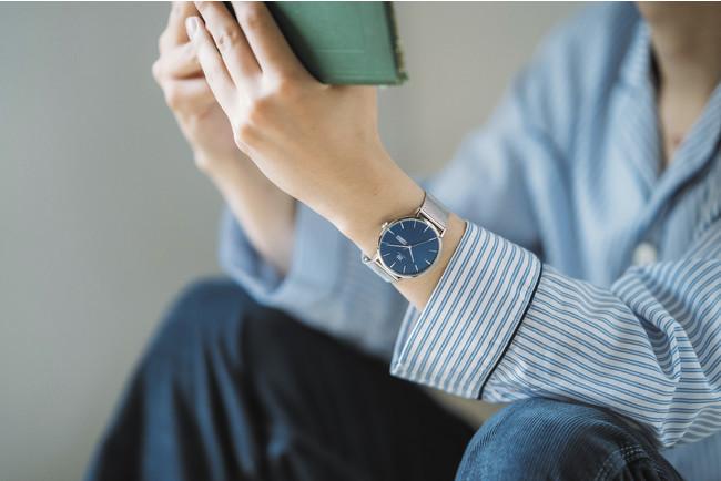 北欧デンマークの腕時計ブランドDANISH DESIGNから、美しい海と深い森をイメージした新作ウォッチが登場。