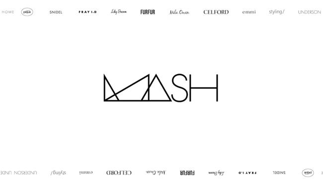 <マッシュスタイルラボ>11ブランドを集めた初の公式YouTubeチャンネル「MASH CHANNEL」がスタート!