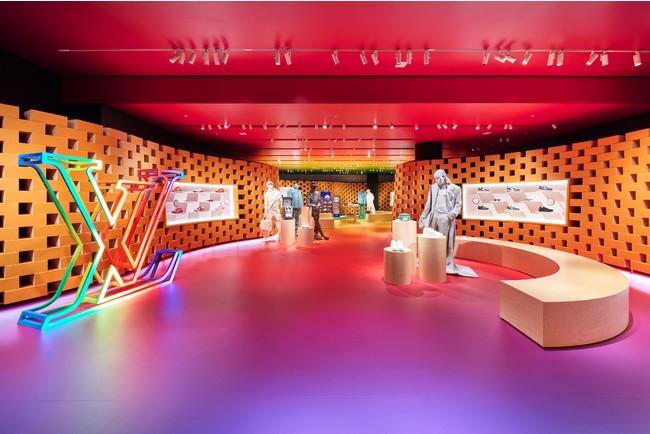 ルイ・ヴィトン、期間限定メンズ・ストア「テンポラリー・レジデンシー」は特別な空間デザインに!