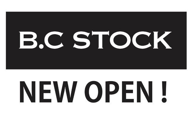 B.C STOCK LIMITED STOREがイオンモール岡山に本日 OPEN !