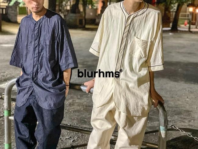2021/07/31 (sat) Release「blurhms」×WISM 初コラボレーションアイテム ローンチのお知らせ