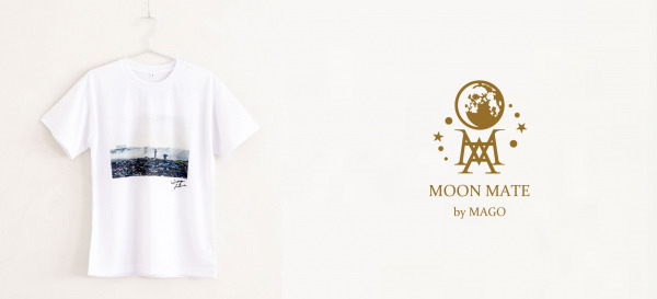 7月30日 写真家「福田秀世」が撮影したガーナのポートレートをモチーフにした新作TシャツをMOON-MATEで販売を開始します。環境を配慮しすべてデジタルプリントしています。
