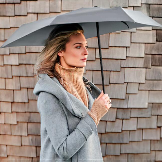 【特別セール!】senz° micro(センズ マイクロ) 風速70kmの暴風に耐える折りたたみ傘がクーポン利用で10%OFF!【コンパクト・独自の空力設計・紫外線ブロックで日傘にも・速乾生地】