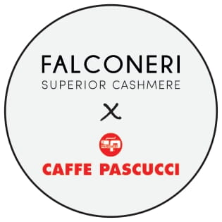 FALCONERI(ファルコネーリ)とCAFEE PASCUCCI(パスクッチ)が、期間限定コラボレーションを開催