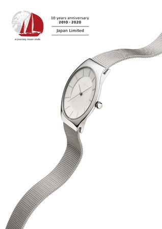 創立10周年記念!北欧デンマークの時計ブランドBERINGのアニバーサリーモデルが発売します。