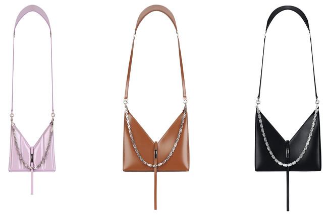 ジバンシィが2021年秋冬の新作カットアウトバッグを発表