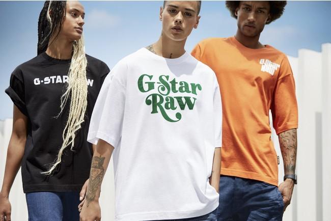 スヌープ・ドッグとのコラボレーションを記念して G-Star RAWがカプセルTシャツとスウェットを発売