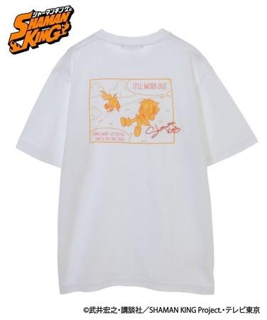 アニメ『シャーマンキング』からTシャツが登場!カルチャー専門ECサイト『HICUL(ハイカル)』より受注販売開始