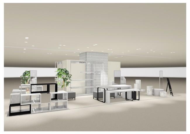 STACCATO2021年10月8日阪神梅田本店百貨店オープン