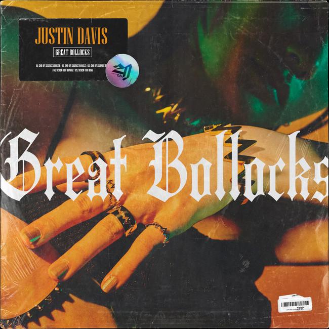 ジャスティン デイビスが20周年アニバーサリーコレクション「GREAT BOLLOCKS」を発表。