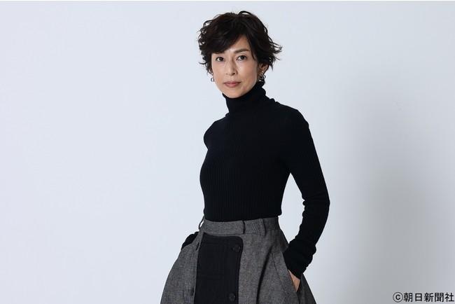 パリ・ファッションウィーク®アンバサダーに鈴木保奈美さんが就任