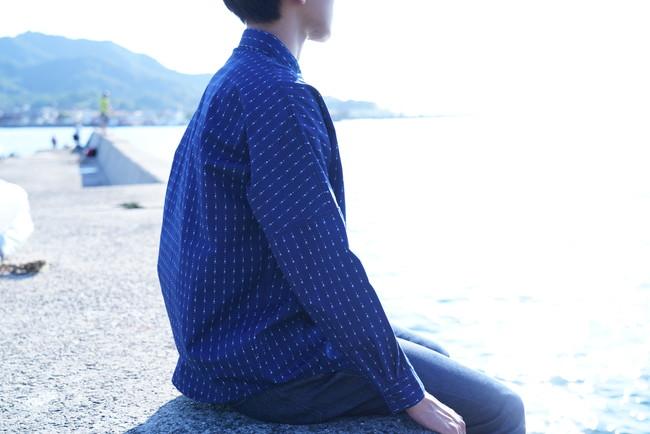 「段落ち抜染®」✕「伝統のアメカジ」山陽染工が革新的なウォバッシュシャツを開発しクラウドファンディングに挑戦!!