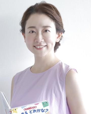 のびのび読み公式アンバサダー松尾翠さん