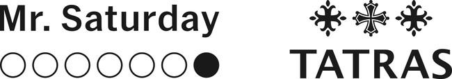 """イタリア発のアウトフィットレーベル《TATRAS》が、気鋭のブランド """"Mr. Saturday (ミスターサタデー)とのコラボレーションラインをローンチ"""