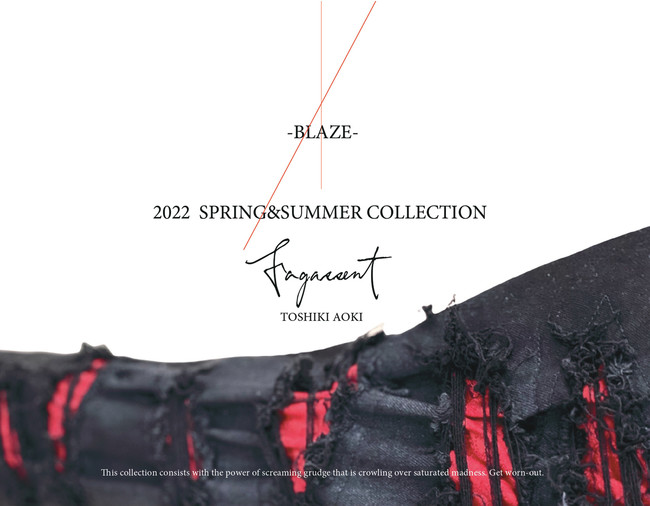 FAGASSENT(ファガッセン)が2022春夏コレクション限定モデル11枚を公式オンラインストアと青木被服本店にて公開。予約販売スタート。