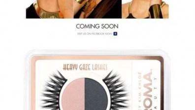 88ce759c1fb Kourtney, Kim and Khloe Kardashian's New Makeup Line - Khroma Beauty ...