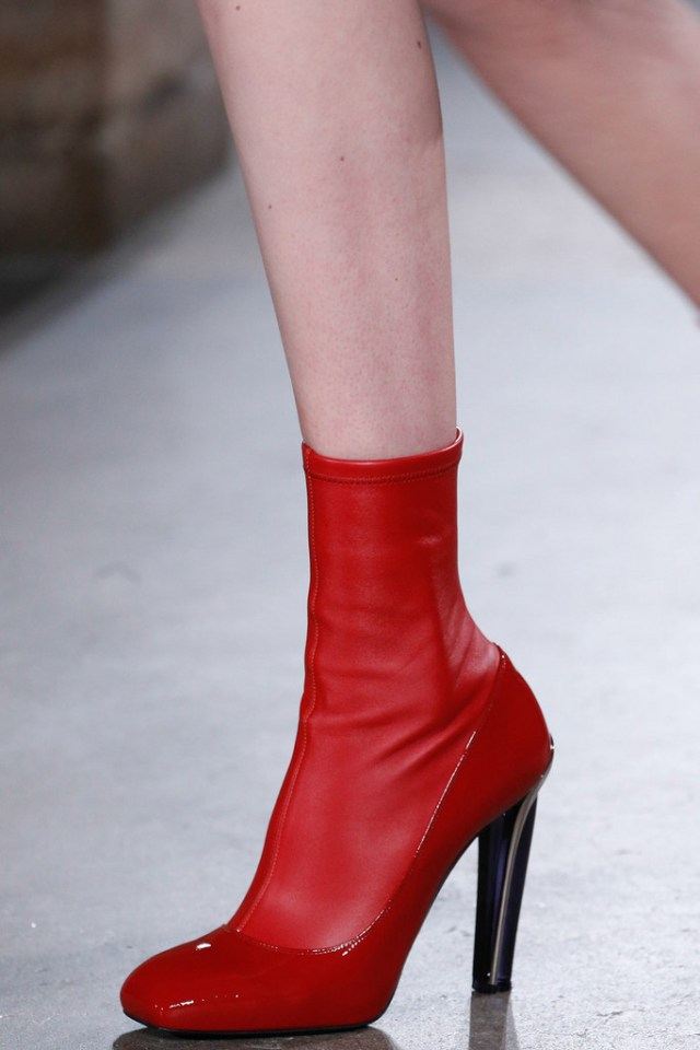 Latex Boots for 2015 Fall / Winter 2016