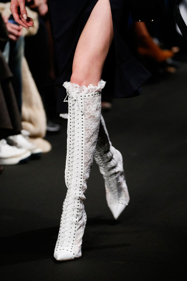Gladiator Style Boots