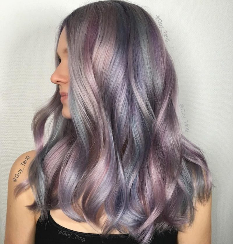 Hair Color For Winter 2017 Coloringsite