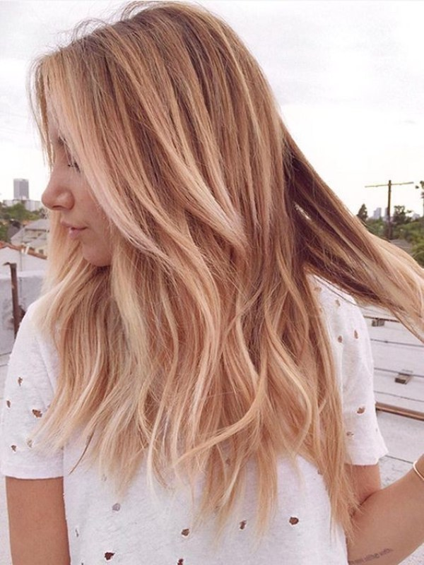 Thick hairstyle idea trendy haircuts 2021