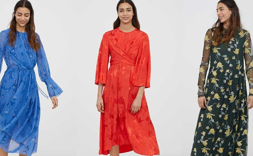 H M launches its first modest fashion line