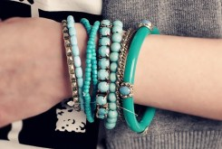 New Styles Of Casual Bracelets Made From Turquoise 2015 14
