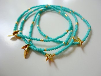 New Styles Of Casual Bracelets Made From Turquoise 2015 15