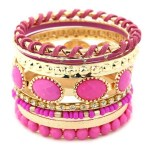 Eid Bangles Jewellery Designs For Young Girls 2015 3