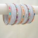 Eid Bangles Jewellery Designs For Young Girls 2015 4