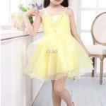 Little Girls Stylish Party Wear Dresses Pics Of 2015 10
