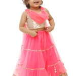Little Girls Stylish Party Wear Dresses Pics Of 2015 13