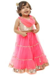 Little Girls Stylish Party Wear Dresses Pics Of 2015 13