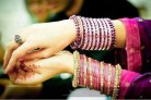 Beautiful Eid Bangles Bracelet Jewellery Designs For Girls 2015 8