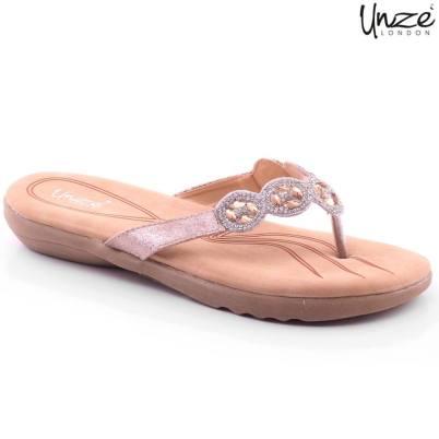 Best Eid Sandals Designs For Girls Casual Footwear 2015 11