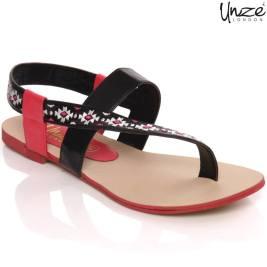 Best Eid Sandals Designs For Girls Casual Footwear 2015 14