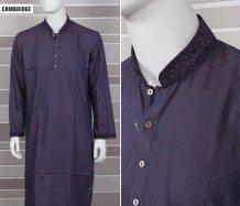 Eid Kurta Plain Designs For Men By Cambridge 2015 10