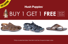 Traditional Eid Shoes For Men By Hush Puppies 2015 2